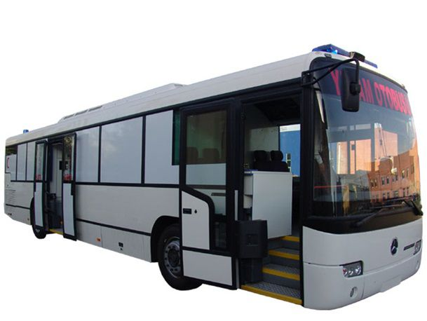 Mobile Health Care Vehicle ( Bus )
